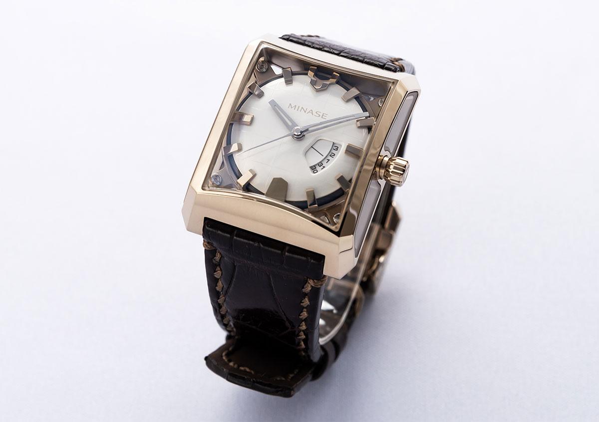 日本将棋連盟のコラボレーション記念時計